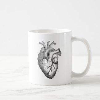 Mug Coeur anatomique