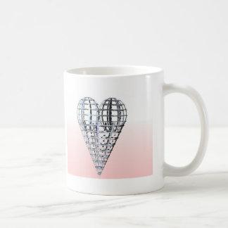 Mug Coeur barbelé