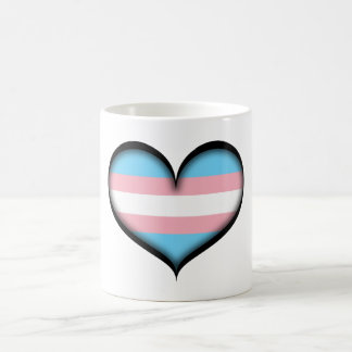 Mug Coeur de transsexuel