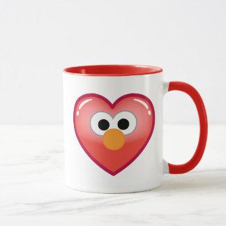 Mug Coeur d'Elmo