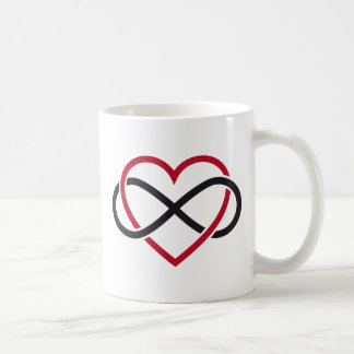 Mug Coeur d'infini, amour interminable