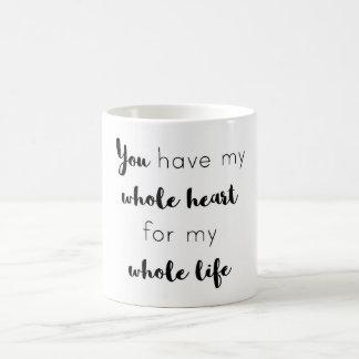 Mug Coeur entier