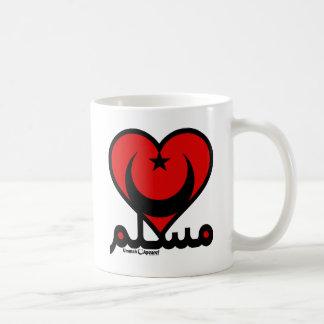 Mug Coeur musulman