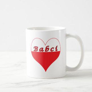 Mug Coeur polonais de Babci