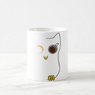 Mug Coffee Owl