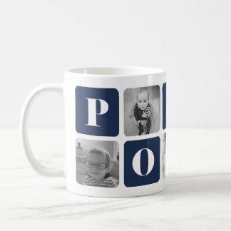 Mug Collage de photo de PAVOT