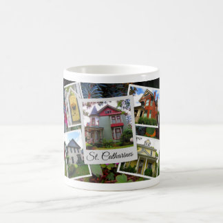 Mug Collage de photo de St Catharines