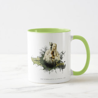 Mug Collage de vecteur de SARUMAN™