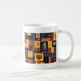 Mug Collage égyptien