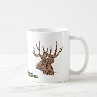 Mug Collection de cerfs communs par GulfCoastCamo