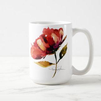 Mug Collection florale de plat