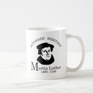 Mug Collection reformée Martin Luther d'héritage
