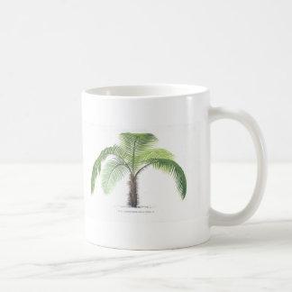 Mug collection tropicale de palmier - dessin VI