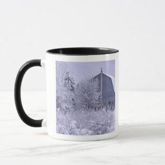 Mug Collines des Etats-Unis, Michigan, Rochester. Bleu