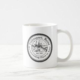 Mug Collinsport, joint de fonctionnaire du Maine