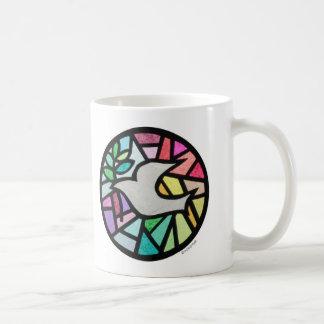 Mug colombe