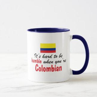 Mug Colombien humble