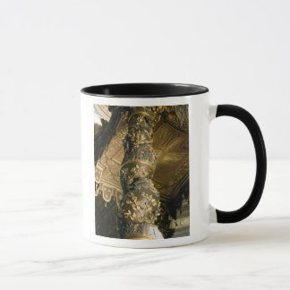 Mug Colonne de sucre d'orge du Baldacchino