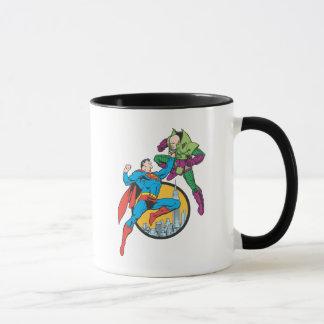 Mug Combats Lex Luthor de Superman