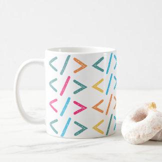 Mug Combinaison de perforations de promoteur