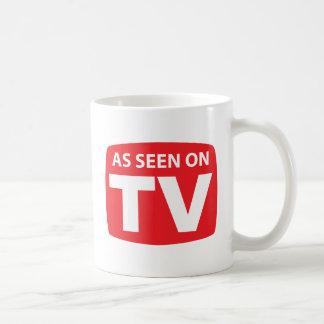 Mug Comme vu à la TV