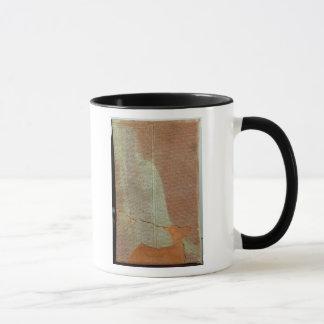 Mug Comprimé avec l'histoire du Roi Sargon II