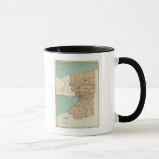 Mug Comtés de Niagara et d'Erie