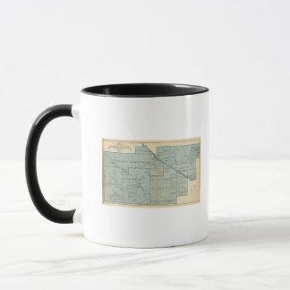 Mug Comtés de Renville, séquoia, Minnesota