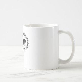 Mug Concept de bulle de la parole de mégaphone