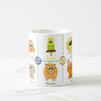 Mug Conception d'animaux familiers