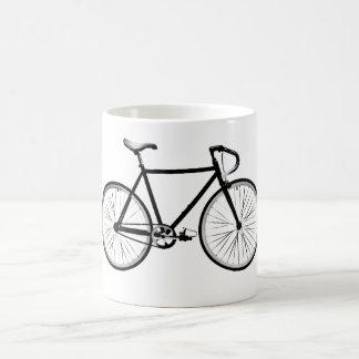 Mug Conception de bicyclette