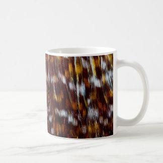 Mug Conception de plume de plume de cou