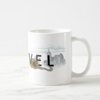 Mug Conception de voyage