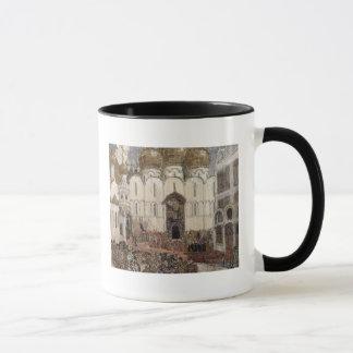 Mug Conception d'étape pour Boris Godunov
