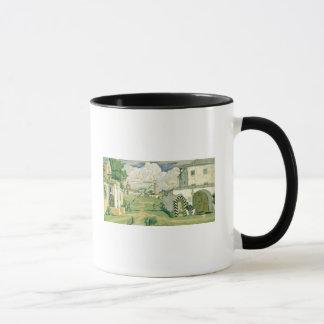 Mug Conception d'étape pour le jeu d'Alexandre