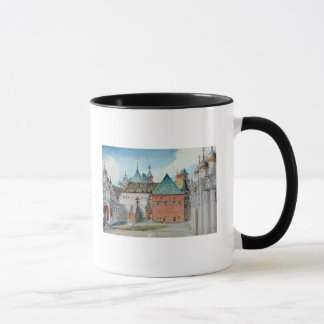 Mug Conception d'étape pour l'opéra de Mussorgsky