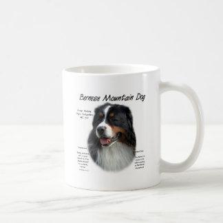 Mug Conception d'histoire de chien de montagne de