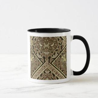 Mug Conception ecclésiastique de papier peint de
