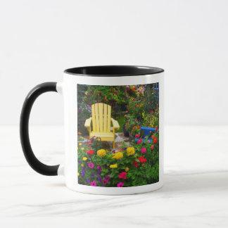 Mug Conceptions de jardin dans notre jardin Sammamish,