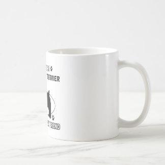 Mug Conceptions de race de chien de Norwich Terrier