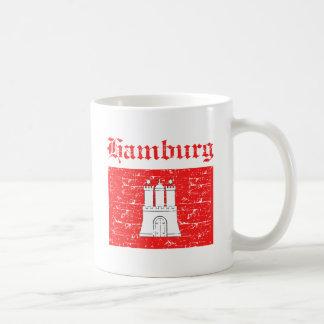 Mug Conceptions de ville de Hambourg