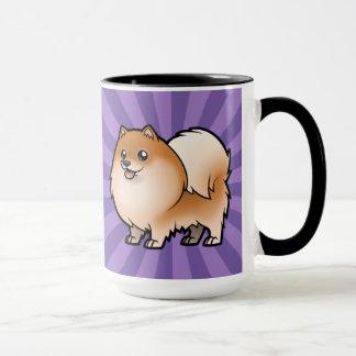 Mug Concevez votre propre animal familier