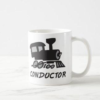 Mug Conducteur de train