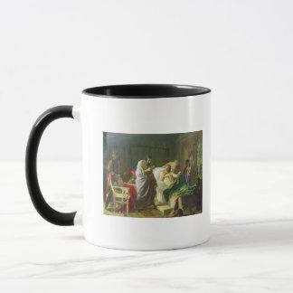 Mug Confiance d'Alexandre le grand