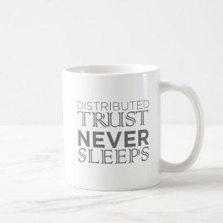 Mug Confiance : La confiance distribuée ne dort jamais