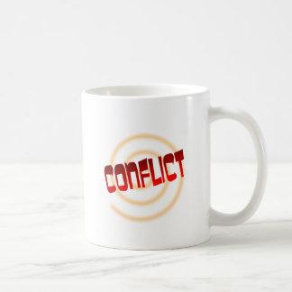 Mug conflit