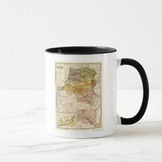 Mug CongoPanoramic MapCongo