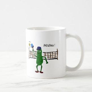 Mug Conserves au vinaigre jouant l'art de primitif de