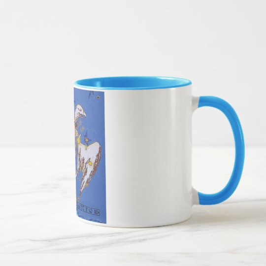 """Mug """"Constellation de le Lyre"""""""