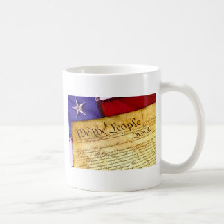 Mug Constitution 4 juillet l'indépendance du 4 juillet